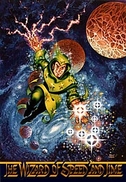 [Kelly Freas Wizard Poster]